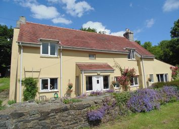 Thumbnail 4 bed property for sale in Sourton, Okehampton