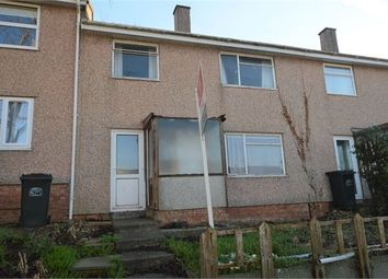 Thumbnail 3 bed terraced house for sale in Drake Road, Newton Abbot, Devon.