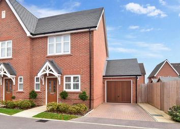 Thumbnail 2 bed semi-detached house for sale in Rapley Rise, Southwater, Horsham, West Sussex
