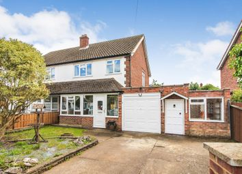 Thumbnail 3 bedroom semi-detached house for sale in Helen Close, West Molesey, Surrey