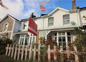 Thumbnail 4 bed terraced house for sale in Windsor Road, Torquay