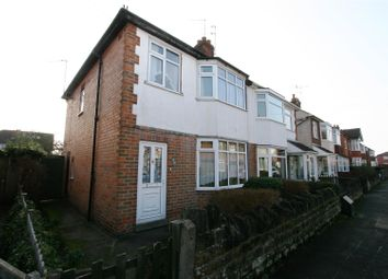 Thumbnail 3 bedroom semi-detached house for sale in Middle Avenue, Loughborough