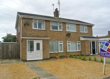 Thumbnail 3 bedroom semi-detached house for sale in Helmsdale Gardens, Werrington Village, Peterborough