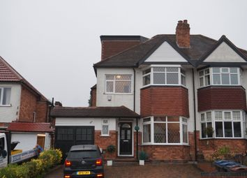 Thumbnail 4 bed semi-detached house for sale in Welford Road, Sutton Coldfield