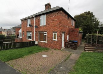 Thumbnail 2 bedroom semi-detached house to rent in Barnard Avenue, Ludworth, Durham