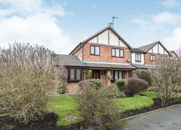 Thumbnail 4 bedroom detached house for sale in Spelding Drive, Standish Lower Ground, Wigan