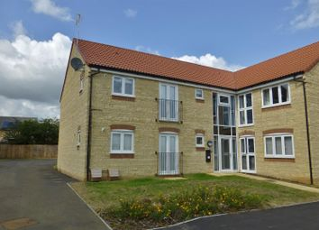Thumbnail 2 bed flat to rent in Stud Road, Barleythorpe, Oakham