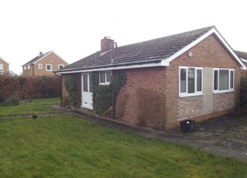 Thumbnail 2 bed semi-detached bungalow to rent in Kingsmoor Road, Stockton On The Forest, York