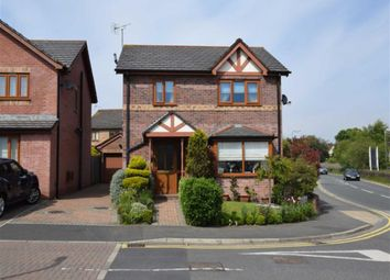Thumbnail 3 bed detached house for sale in Pembroke Close, Barrow In Furness, Cumbria