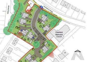 Thumbnail Land for sale in Hawthorn House, Rochdale Road, Edenfield, Bury