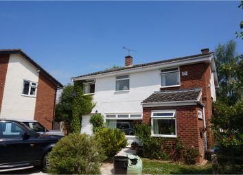 Thumbnail 4 bed detached house to rent in Radnor Drive, Chester