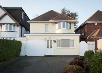 Thumbnail 3 bed detached house for sale in Springfield Road, Walmley, Sutton Coldfield