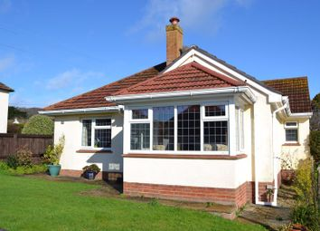Thumbnail 2 bed detached bungalow for sale in Coulsdon Road, Sidmouth