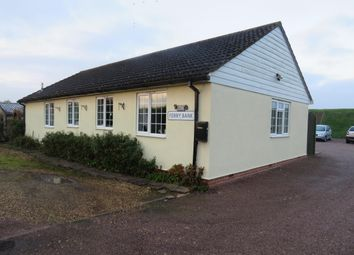 Thumbnail 4 bed bungalow to rent in Ferry Bank, Southery, Downham Market