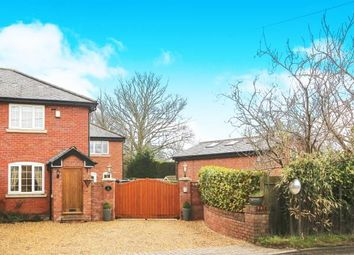 Thumbnail 4 bed semi-detached house for sale in Prestbury Road, Wilmslow, Cheshire
