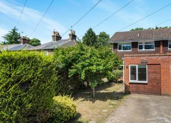 Thumbnail 4 bed semi-detached house for sale in Chilworth, Guildford, Surrey