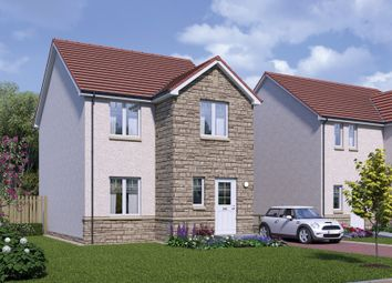 Thumbnail 3 bed detached house for sale in Just Off East Stirling Street, Alva