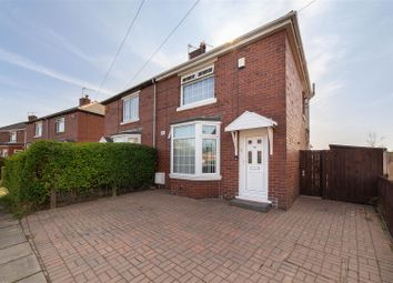 Thumbnail 2 bed semi-detached house for sale in O'hanlon Crescent, Wallsend