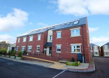 Thumbnail 2 bed flat for sale in South Gables, Haydon Bridge, Hexham