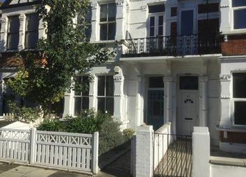 Thumbnail 3 bed flat to rent in Stanlake Road, Shepherds Bush, London