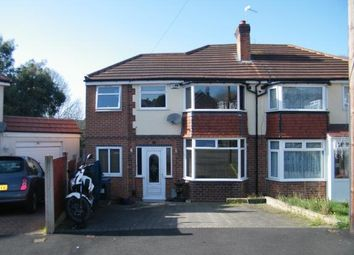 Thumbnail 3 bed semi-detached house for sale in Dunster Close, Birmingham, West Midlands