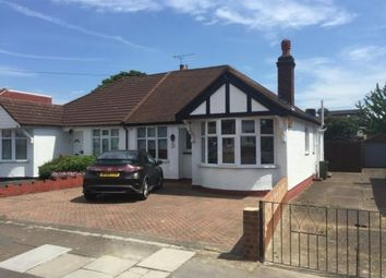 Thumbnail 3 bed bungalow to rent in Tiverton Avenue, Clayhall, Ilford, Essex