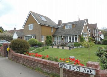 Thumbnail 3 bed detached house for sale in Kewhurst Avenue, Bexhill On Sea, East Sussex