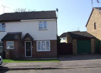 Thumbnail 3 bed semi-detached house to rent in Burgessfield, Chelmsford, Essex