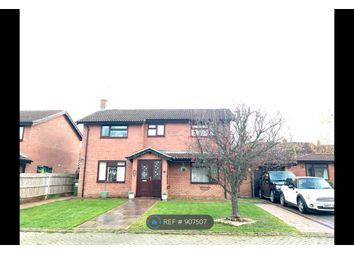 Atherstone Court, Two Mile Ash, Milton Keynes MK8. 4 bed detached house
