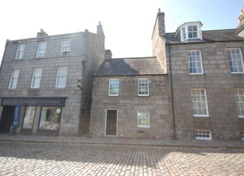 Thumbnail 3 bed terraced house to rent in High Street, Old Aberdeen