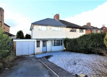 3 bed semi-detached house for sale in Knypersley Road, Norton, Stoke-On-Trent ST6