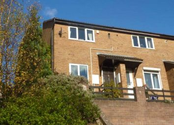 Thumbnail 2 bed end terrace house to rent in Wheelers Walk, Stroud, Gloucestershire