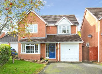 Thumbnail Detached house for sale in Park End, Newport