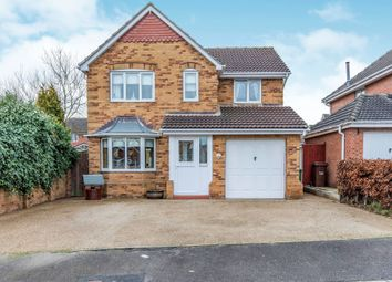 Thumbnail 4 bed detached house for sale in Oakleigh Close, Sharlston Common, Wakefield
