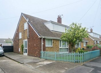Thumbnail 3 bed semi-detached house for sale in Egroms Lane, Withernsea, East Riding Of Yorkshire