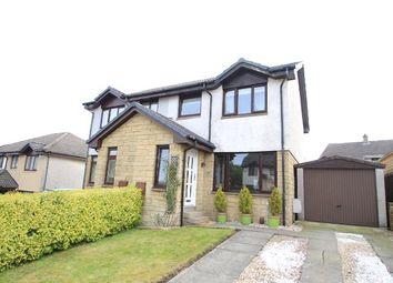 Thumbnail 3 bed semi-detached house for sale in Kirktonside, Barrhead, Glasgow