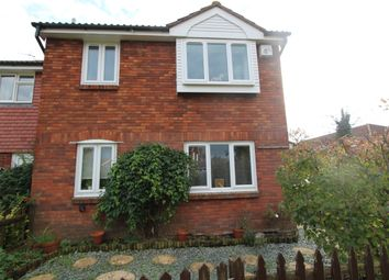 Thumbnail 1 bed semi-detached house to rent in Wheatear Drive, Petersfield