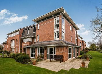 Thumbnail 2 bed flat for sale in Bernard Court Chester Road, Holmes Chapel, Cheshire