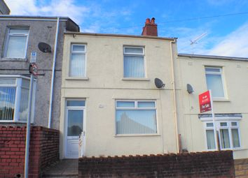 Thumbnail 3 bed terraced house to rent in Pwll Street, Swansea
