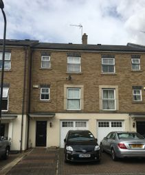 Thumbnail 4 bed terraced house for sale in Chilcott Close, Wembley, Middlesex