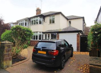Thumbnail 4 bed semi-detached house for sale in Beech Lane, Calderstones, Liverpool