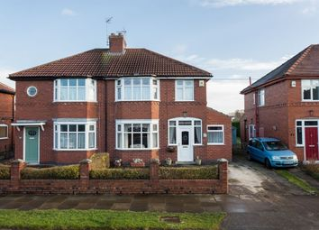 Thumbnail 3 bed semi-detached house for sale in Hempland Lane, Heworth, York