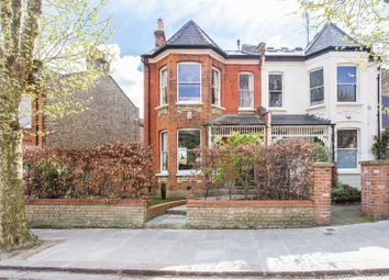 Thumbnail 4 bedroom semi-detached house for sale in Barrington Road, London