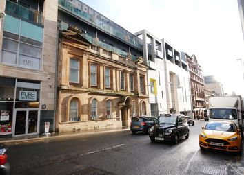 Thumbnail 1 bed flat to rent in West Nile Street, Glasgow