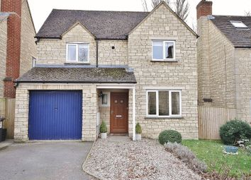 Thumbnail 3 bed detached house for sale in Eton Close, Cogges, Witney