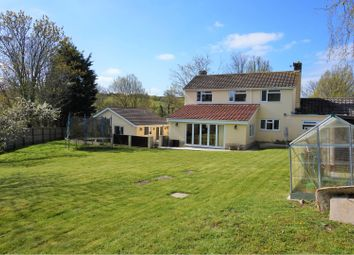 Thumbnail 4 bedroom detached house for sale in Church Lane, Buckland Ripers, Weymouth