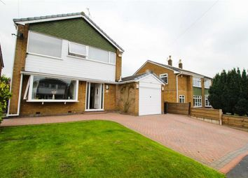 Thumbnail 4 bedroom detached house for sale in Newhouse Road, Heywood, Lancashire