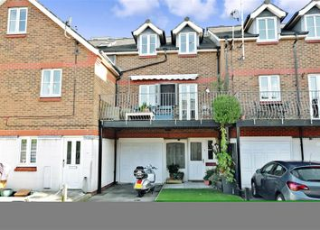 Thumbnail 4 bed town house for sale in Exmouth Road, Southsea, Hampshire