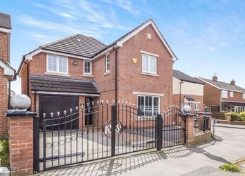 Thumbnail 4 bed detached house for sale in Nursery Road, Leicester, Leicestershire