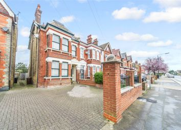 Thumbnail 5 bed semi-detached house for sale in Darnley Road, Gravesend, Kent